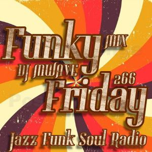 Funky Friday Show 266 (18032016)