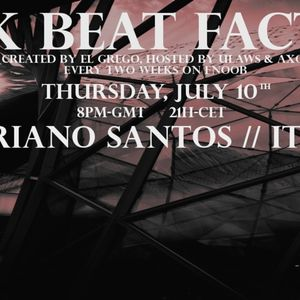 DARK BEAT FACTORY 80 with MARIANO SANTOS & ITZAIA