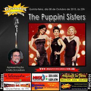 Programa Grandes Vocais Nº 02 -  08/10/2015 - The Puppini Sisters