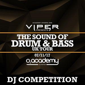 Becky Saif - The Sound Of Drum & Bass (London)