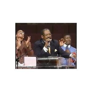 Bishop G E Patterson You Are Not In It Alone