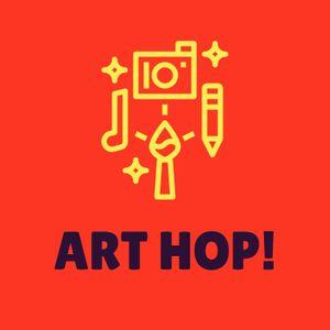 01.24 The Upside VT - Art Hop!