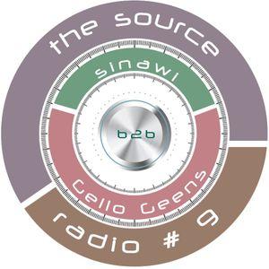 Sinawi & Gello Geens - The Source Radio 03/6/2015