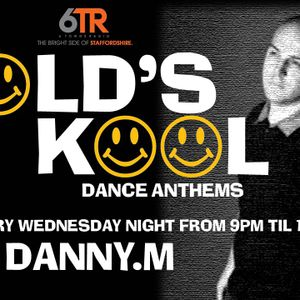 Old's Kool with Danny.M on 6 Towns Radio. 27/09/2017