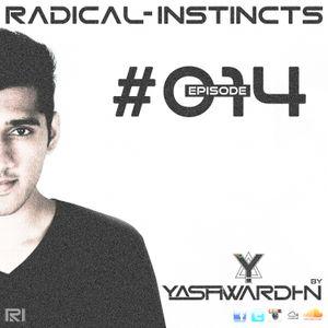 RADICAL INSTINCTS EPISODE #014
