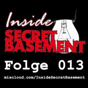 Inside Secret Basement Podcast #013