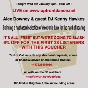 Kenny Hawkes & Alex Downey - The Apero Mix Radio Show 6th January 2010