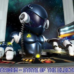 DJ Iorigam - Set State Of Electro 2 ( DJ Set Julho 2012 )