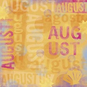 August - Cool nights and days