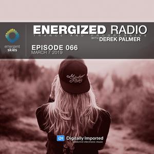 Energized Radio 066 with Derek Palmer
