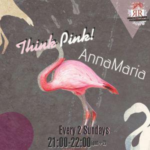 AnnaMaria sounds #12 for ritmoradio.com