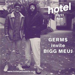 Germ$ Invite Bigg Meuj  - 02:11:2016