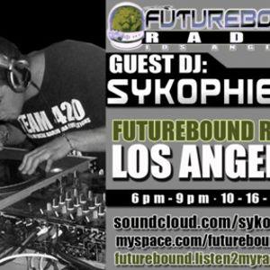 DJ SYKOPHIEND (((LIVE))) @ FUTUREBOUND RADIO L.A.