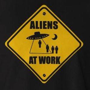Aliens At Work - Choke Your Ass Mix 11/7/2012