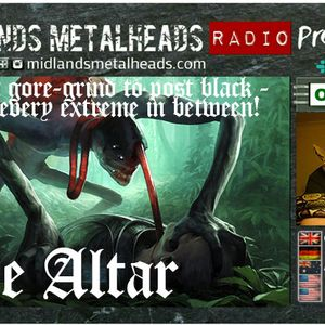The Altar Extreme Metal 15.07.16