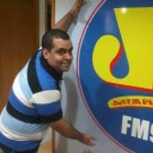 Rádio Jovem Pan - Programa Na Balada (Santos) - 24-08-2012