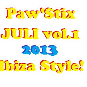 JULI 2013 vol.1 Ibiza Style!