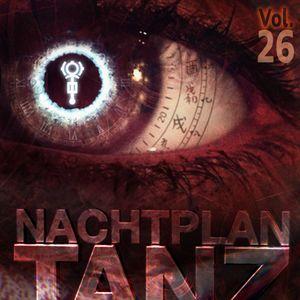 DJ Led Manville - Nachtplan Tanz Vol.26 (2016)