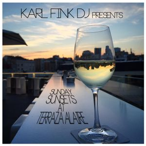 Karl Fink Sunday Sunsets At Terraza Alaire By Karl Fink