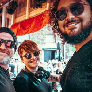 Kuddelmuddel 2017 b2b Liveset with Fakir, grrr! & Sassi