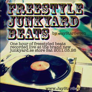 Freestyle Junkyard Beats