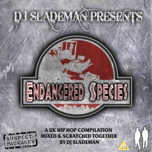 Dj Slademan Presents Endangered Species