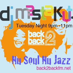 2017/09/19 DJ Mastakut Show on Back2Backfm.net