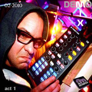 DemoMix act 1
