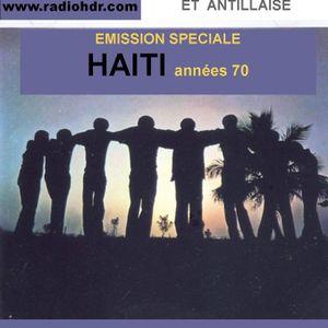emission de BLACK VOICES spéciale HAITI années 70  RADIO HDR ROUEN 100% vinyles Mars 2016