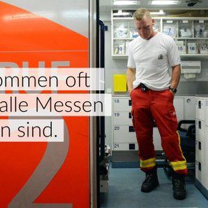 Kiezrekorder   Ludwig – Der Feuerwehrmann auf Kreuzberg 36 (Teil II)