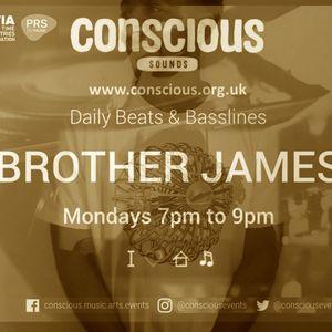 Brother James - 19.12.2016 - Conscious Sounds