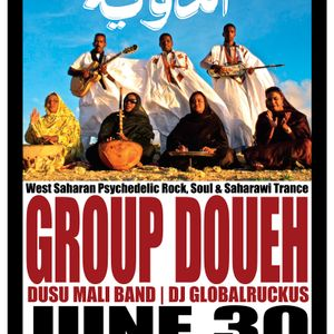 It Came From Africa - Volume 01 - Group Doueh Opener