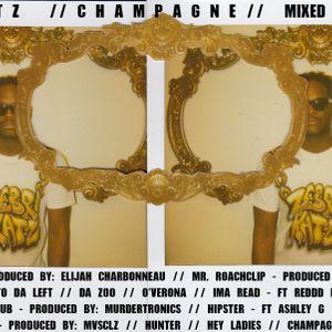 Zebra Katz  // Champagne // Mixed by DJ Teenwolf