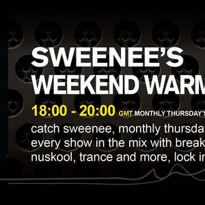 sweenee's weekend warm up show 04/01/18 www.reactradio.uk