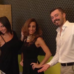 Gilda Eva Singer ospite della puntata del 05/10/2015 di Radio Variété
