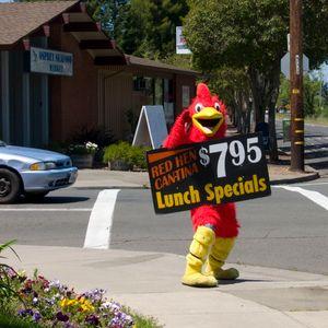 The Chicken Man Returns from September 21, 2012