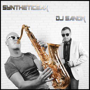 Syntheticsax & Dj Sandr - This Cafe (Live Sax Improvization - Lounge Zone)