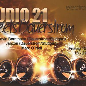STUDIO21 meets Dauerstrom - Part 2