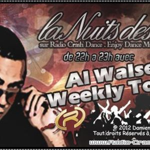 """Al Walser's Weekly Top20 - LIVE SET FROM LOS ANGELES CLUB """"THE VAULT"""""""
