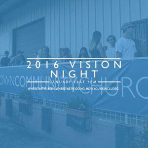 2016 Vision Night