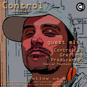 Greyloop presents Control Podcast Episode 012 (2013-03-07)