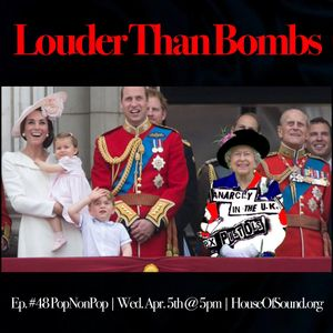 """LOUDER THAN BOMBS Ep #048 - """"PopNonPop"""""""