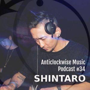 Anticlockwise Music Podcast 34# Shintaro (December 2020)