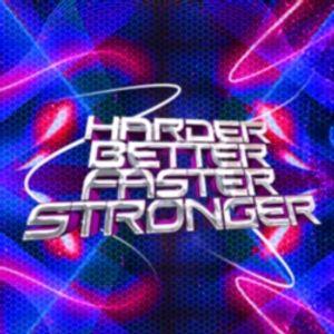 DJ-Desire's 'Harder, Better, Faster, Stronger' Mix