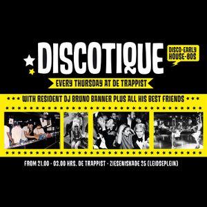 Bruno Banner Live @ Discotique Amsterdam 2009 Part 1