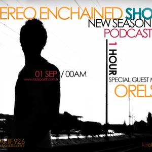 Feri - Stereo Enchained Show @Radyoaktif/PODCAST-123/01Sep