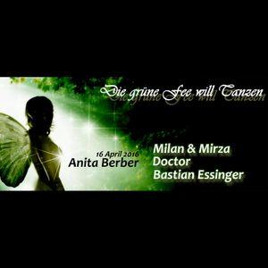 Doctor - Die grüne Fee will tanzen @ Anita Berber / 16. Apr 2016