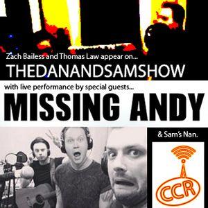 Dan & Sam - 01/03/14 - The Dan & Sam Show - Chelmsford Community Radio
