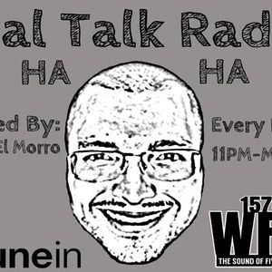 Real Talk Radio 12-1-17