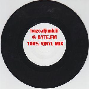 baze.djunkiii presents Technovision @ ByteFM [17.07.08 /02.00 - 03.00 GMT+1]